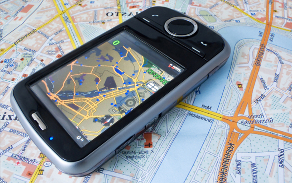 Geolocalización - Geomarketing