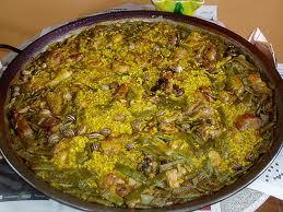 Paella Valenciana. Auténtica receta