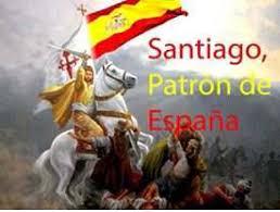 Santiago. Patrón de España.