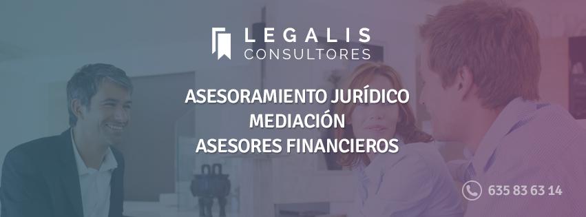 """Asesoría Jurídica """"Legalis Consultores"""". Un nuevo concepto de asesoría legal."""