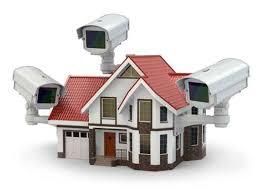 Las Cámaras de Vigilancia en Viviendas y garajes particulares según la LOPD.