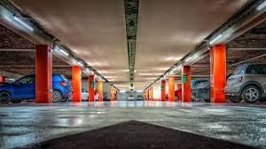 Cámaras de vigilancia en plazas de garajes