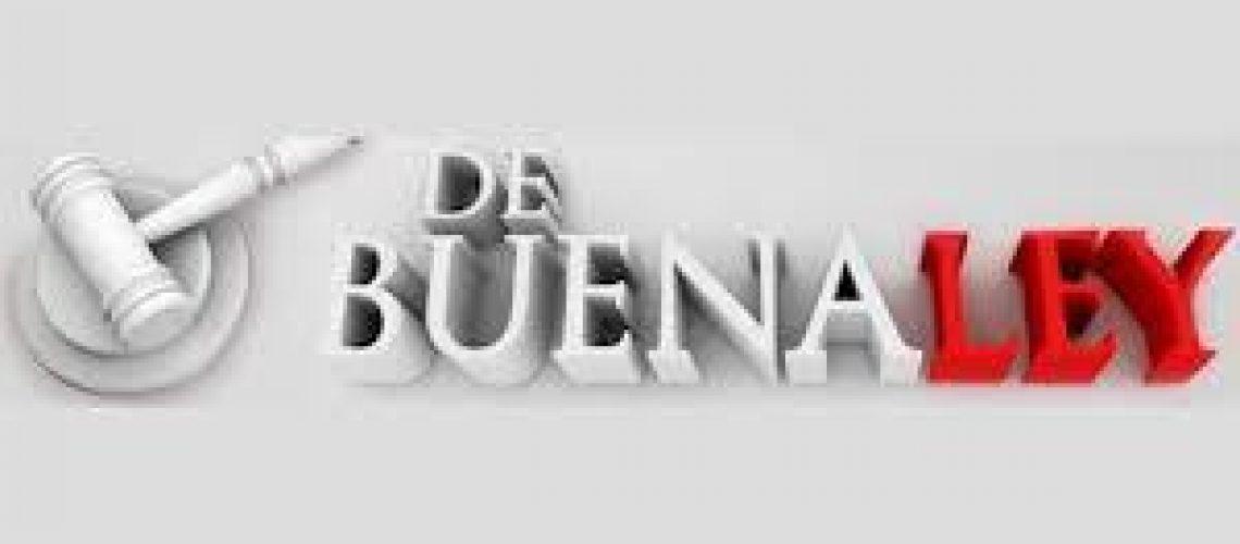 DE BUENA LEY. TELE 5
