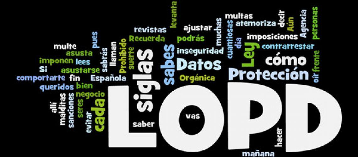 Empresas y la LOPD. 3